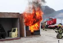 Photo of En 20 segundos arde por completo un árbol navideño