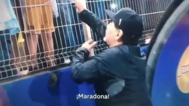 Photo of Indigna la agresiva reacción de Maradona contra niños mexicanos