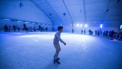 Photo of Llega la pista de hielo a Tijuana