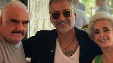 Photo of La razón por la que Vicente Fernández desheredó a su hijo Alejandro
