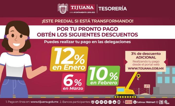 predial Tijuana tiroteo
