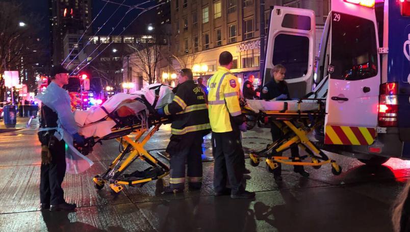 Reportan tiroteo en Seattle