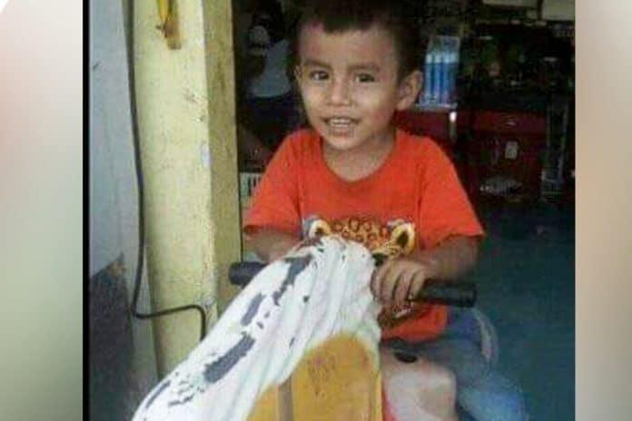 Encuentran sin vida a niño de 3 años reportado desaparecido