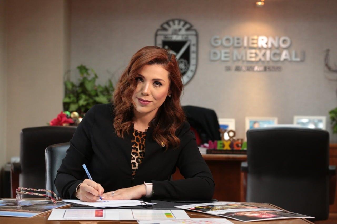 Revelan resultado de Alcaldesa a prueba del Covid-19