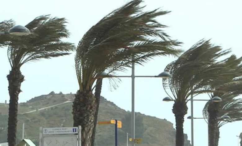 Se esperan vientos para Tijuana desde hoy hasta el jueves