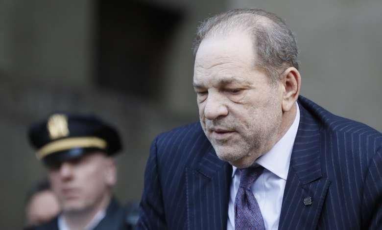 Harvey Weinstein culpable de violación y delito sexual