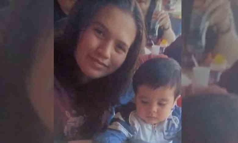 Solicitan apoyo para localizar a Alejandra Negrete y al menor José Negrete