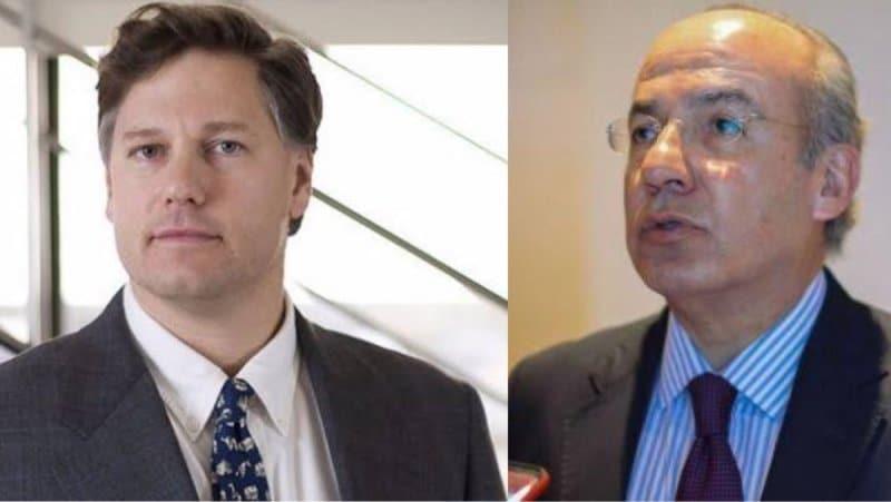 Landau pide a Calderón no entrometerse en política de EU