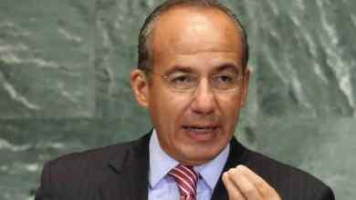 Photo of 'Qué pena', dice Felipe Calderón por estrategia a AMLO ante covid-19