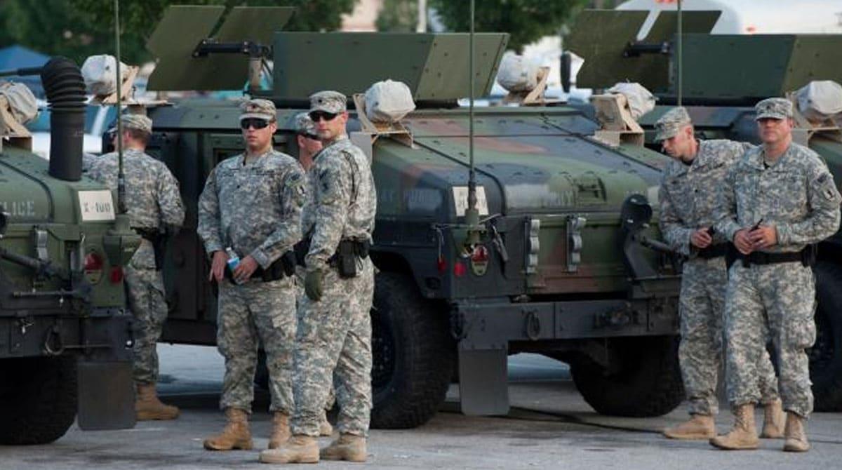 EU activa Guardia Nacional en California, NY y Washington por covid-19