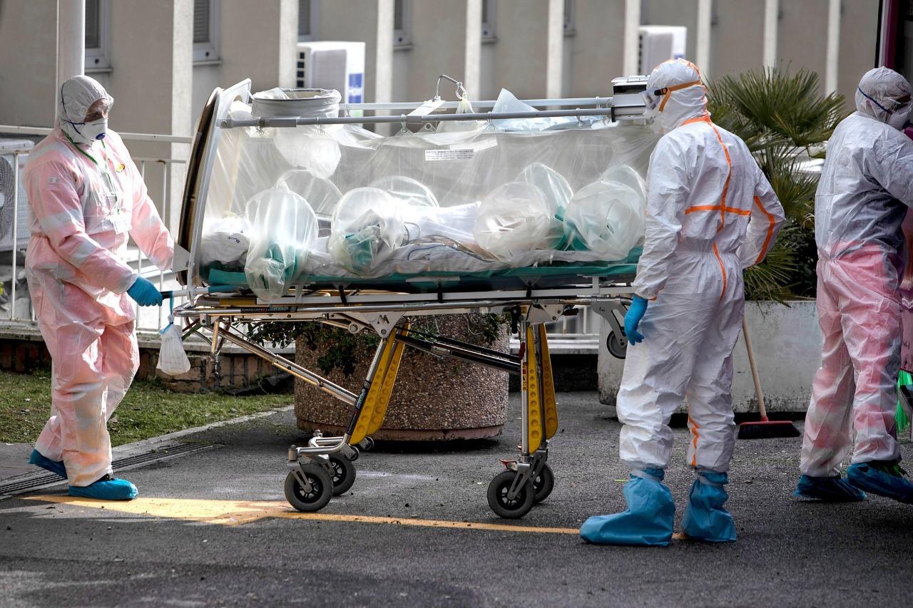 El paciente UNO y cómo se esparció el virus en Italia