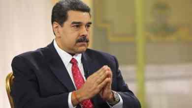Photo of EU acusa a Nicolás Maduro de narcotráfico y otros delitos