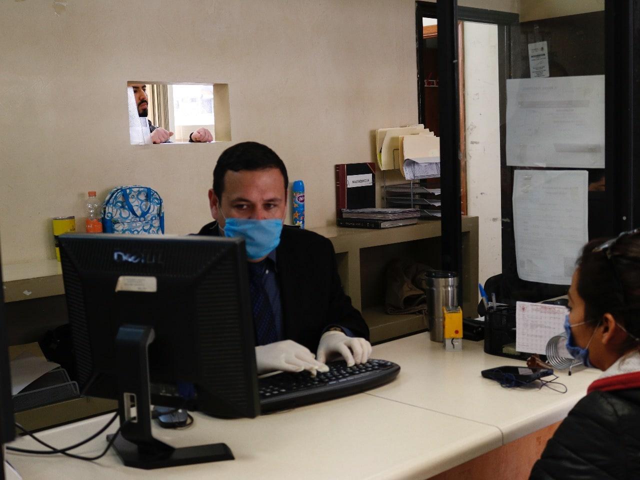 Ayuntamiento de Rosarito adopta medidas sanitarias contra el Covid-19