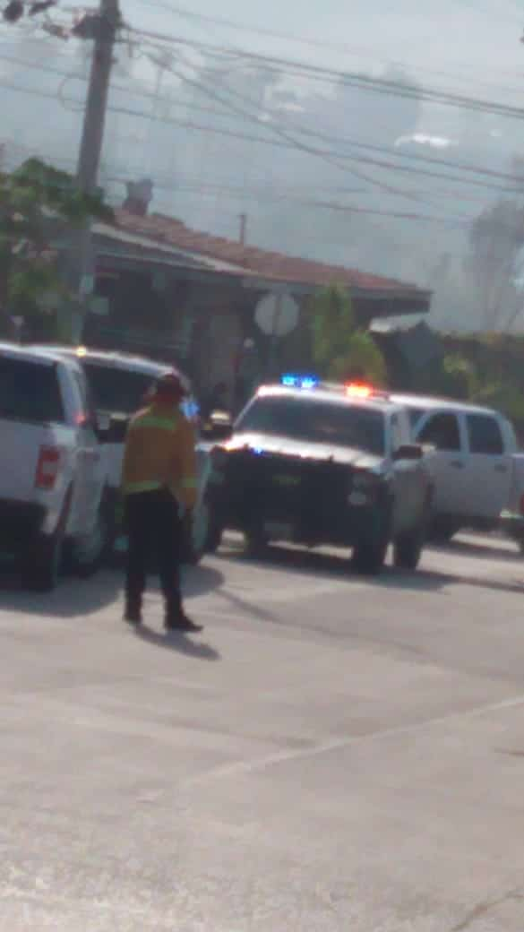 Agente ministerial herido en operativo