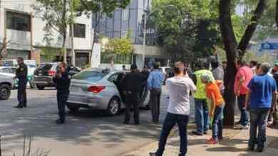 Photo of Balacera afuera de Torre Diana, frustran asalto