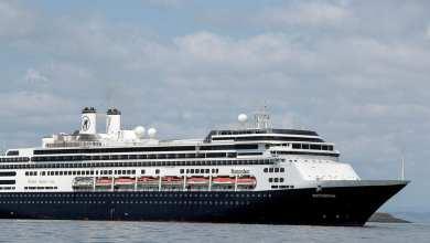 Photo of Mueren cuatro pasajeros en  crucero, tenían síntomas de  coronavirus