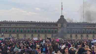 Photo of Marcha #8M en CDMX reúne a 80 mil mujeres