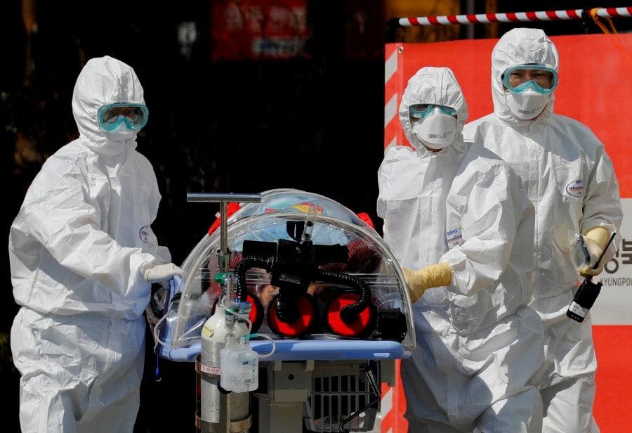 Rebasa EU los 450 mil contagios por covid-19, NY sigue con la 'pesadilla'