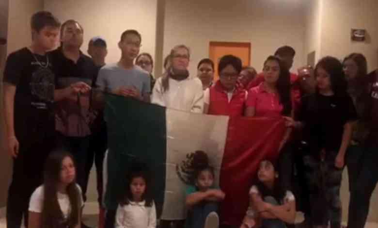 Mexicanos varados en Perú reiteran abandono de Gobierno mexicano