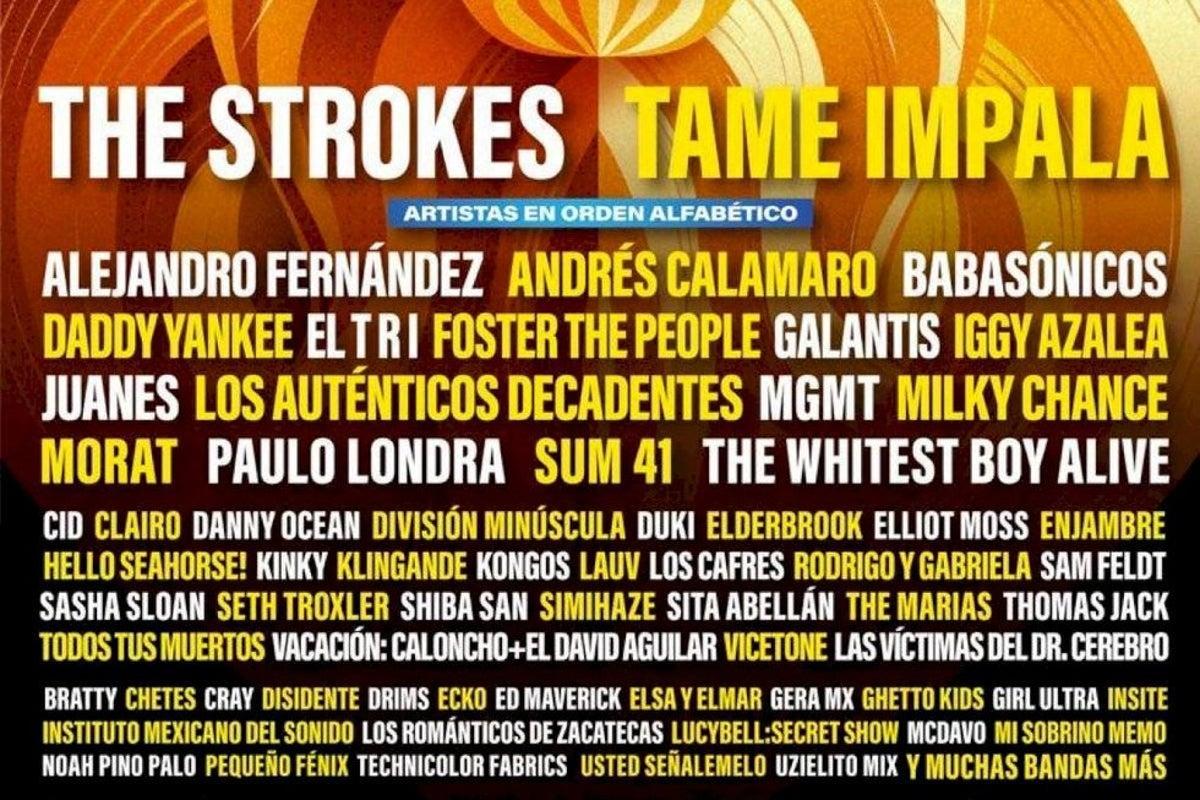 Cancelan Festival Tecate Pal Norte