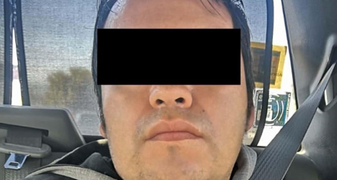 Capturan a pederasta 'El Cheche' tras realizar cateo