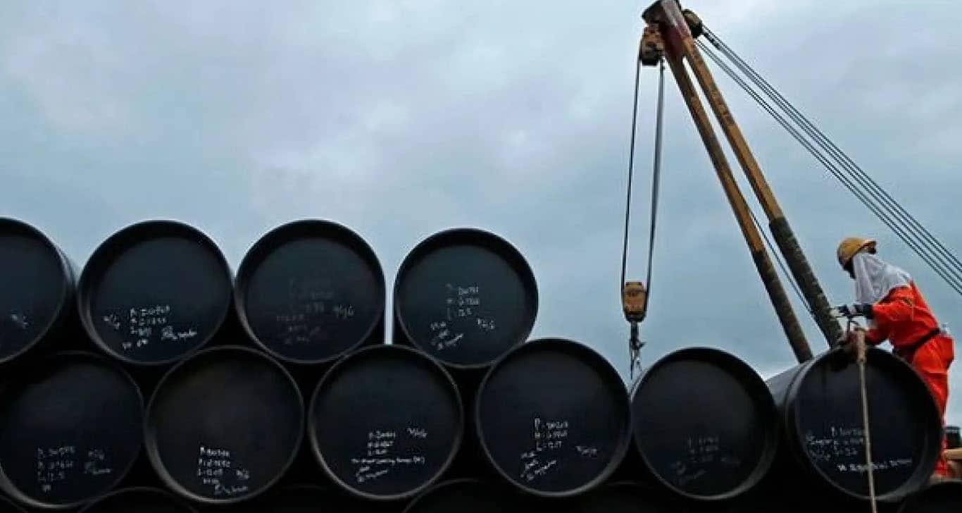Petróleo mexicano se hunde; llega al precio más bajo en 18 años