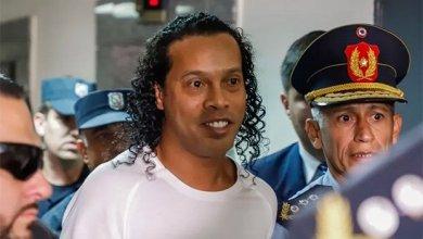Photo of Ronaldinho debuta en juego de futbol en el reclusorio