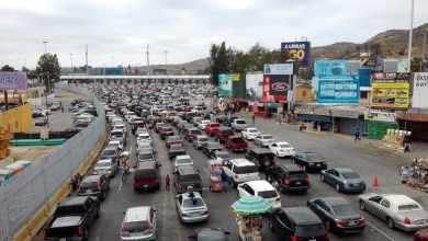 Photo of EEUU anuncia restricciones en frontera con México