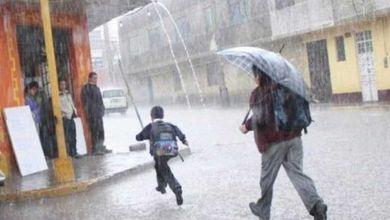 Photo of Suspenden clases el martes por las lluvias que se aproximan