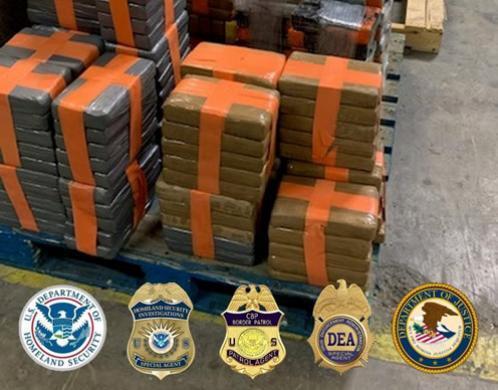 EEUU incauta drogas en túnel fronterizo con México