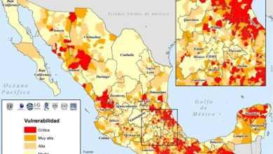 Conoce el mapa de vulnerabilidad municipal ante Covid-19