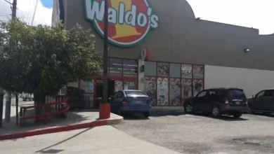 Photo of Asaltan sucursal de Waldo's  en Tijuana