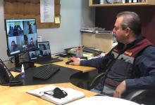 Photo of Discuten tema de desaladora en Rosarito en reunión a distancia
