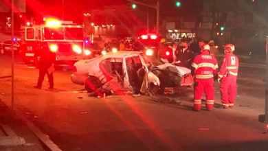 Photo of Fuerte accidente vehicular deja lesionados