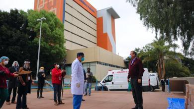 Photo of Arturo González y su familia donan dos mdp en productos médicos al HGT