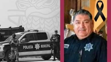 Photo of Fallece policía Municipal por neumonía atípica