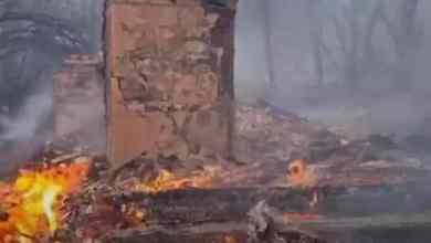 Photo of Tres nuevos incendios cerca de la planta nuclear de Chernóbil