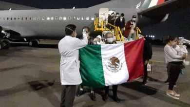Photo of Llegan a México 280 connacionales varados en Argentina