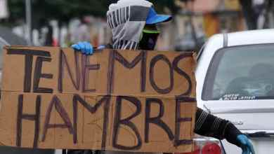 Photo of Protestan por comida durante cuarentena