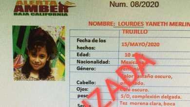 Photo of Localizan a Lourdes Yaneth Merlín Trujillo; desactivan Alerta Amber