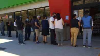 Photo of Se aglomeran en tienda de autoservicios en Tijuana