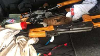 Photo of FOTOS: Cae hombre en la Garita; intentaba cruzar fuerte armamento