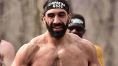 FOTO: Atleta pierde 28 kilos debido al Covid-19