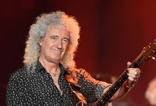Photo of Brian May, guitarrista de Queen fue hospitalizado de urgencia