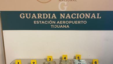 Photo of Viajaron de Culiacán a Tijuana con varios kilos de fentanilo