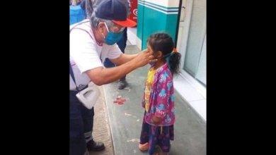 Photo of Atacan a paramédicos cuando entregaba cubrebocas