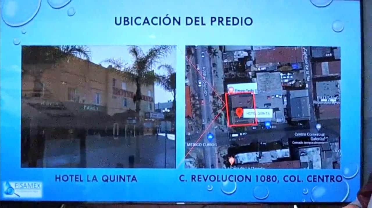 Exhiben robo de agua en hotel y motel de Tijuana