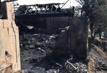 Photo of Cinco familias pierden sus casas tras incendio