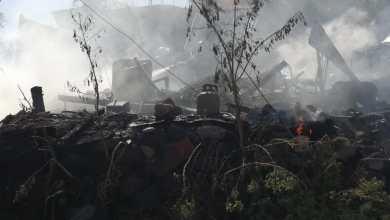 Photo of Niño resulta quemado en incendio de dos viviendas