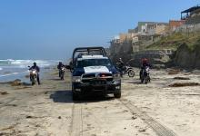 Photo of Municipal y GN implementan operativo en Playas de Tijuana